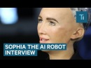We Talked To Sophia The AI Robot That Once Said It Would 'Destroy Humans'