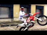 RAW Hard Enduro Bike Skills - How to unload &amp park your bike - Adrian Guggemos
