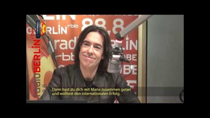Im Interview mit Per Gessle Roxette