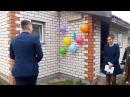 Выкуп невесты в деревне Молотковичи 28 октября 2017 Свадьба Андрея и Натальи