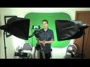 Simple Green Screen Technique with iPhone and iPod Touch