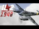 Full IL 2 1946 mission Me 410s intercepting a B 17 combat wing
