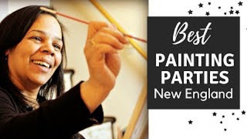 New England Paint and Sip - Painting Fundraisers With Pause and Paint