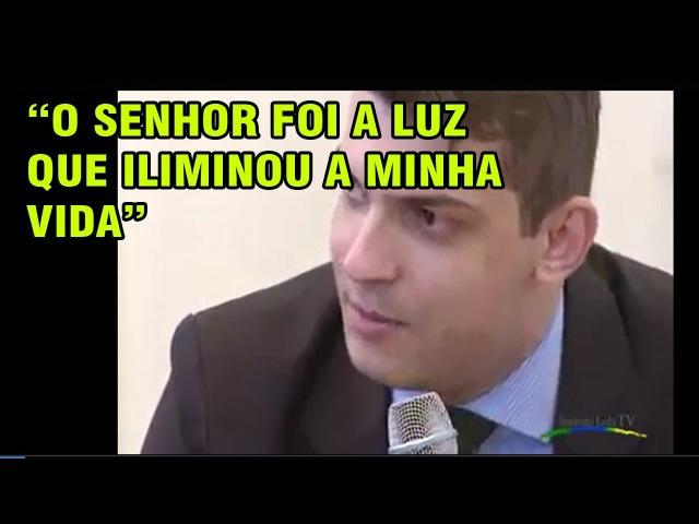 ADVOGADO AGRADECE LULA POR TER SE FORMADO, UM ATO DE AMOR