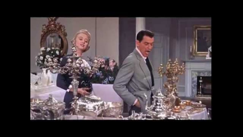 Frank Sinatra and Celeste Holm - Who Wants To Be A Millionaire from High Society (1956)