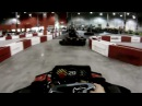 Very Fast Electric Go-Kart Racing [GO PRO HD]
