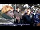 Жители Заволжска протестуют против могильника химотходов у здания районной администрации
