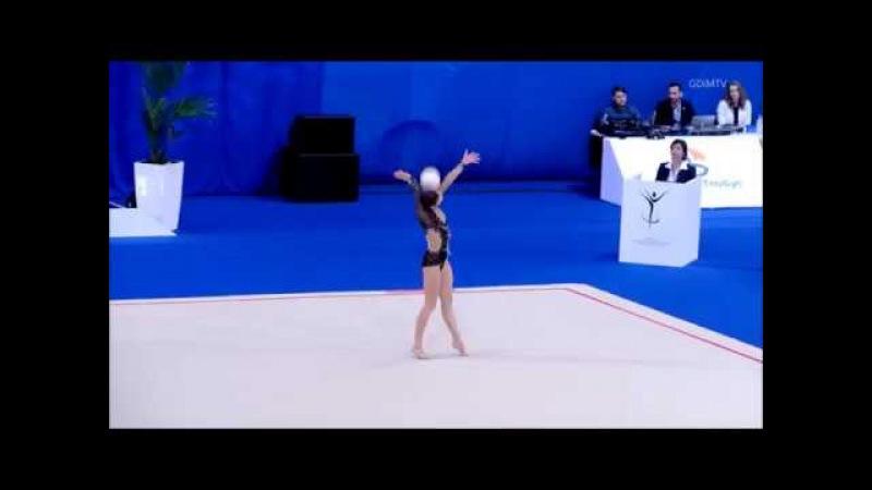 Анненкова Ирина - Мяч (18.250) Финал Чемпионат России, Сочи 2018