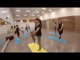 Taio Cruz-Telling The World  Stretching  Elvira Mardamshina