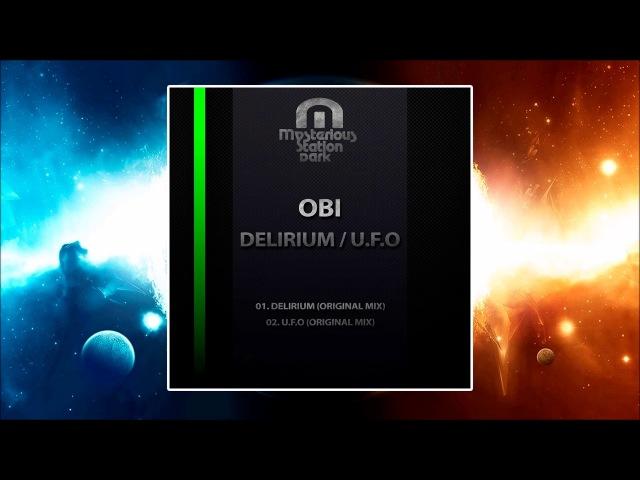 Obi Delirium U F O Mysterious Station Dark