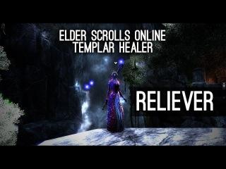 PvE Templar Healer Build 'Reliever' - Dragon Bones - ESO