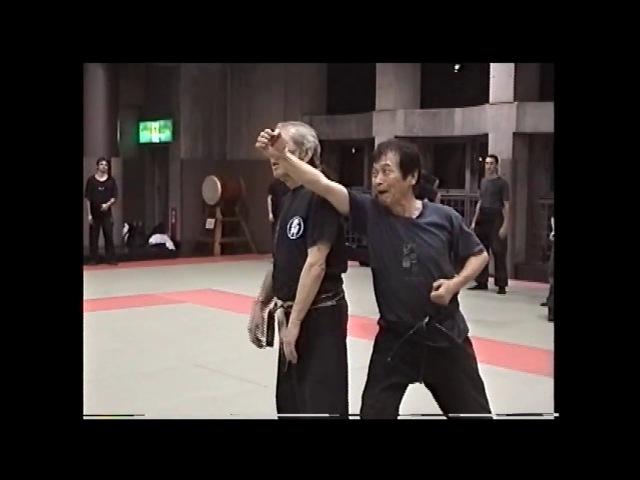 Masaaki Hatsumi sakki jutsu