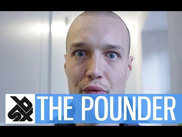 THE POUNDER | Danish Minimal Techno Sweets