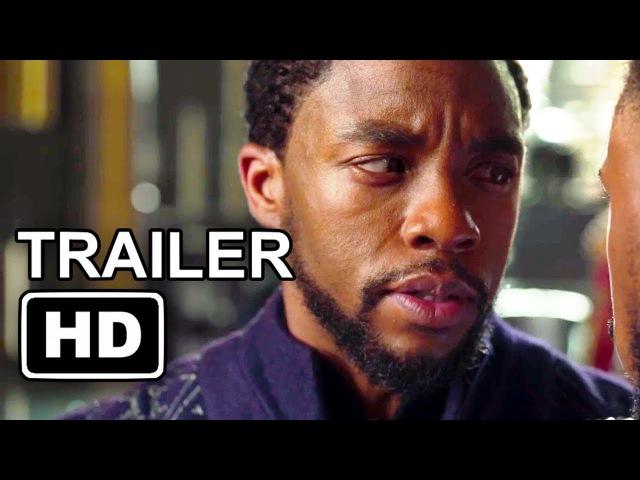 BLACK PANTHER Official International Trailer 1 (2018) Marvel Superhero Movie HD