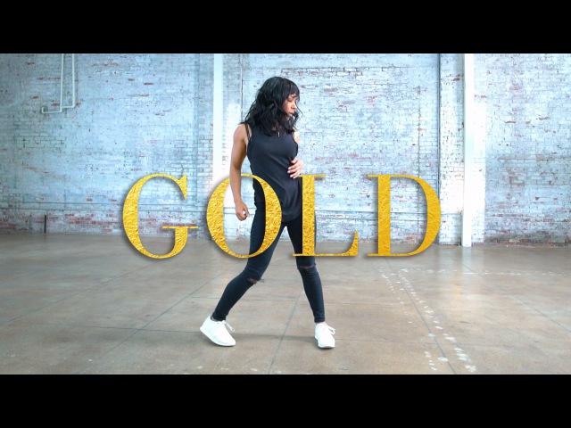 Kiiara - Gold | Galen Hooks Choreography | Seven8