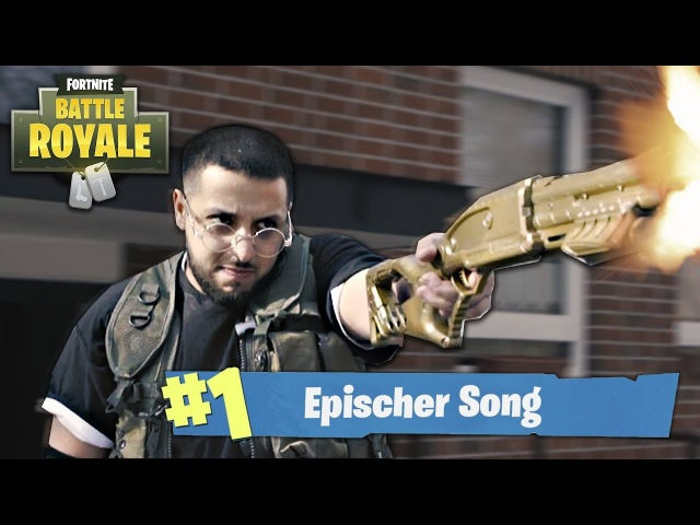 FORTNITE SONG (Official Music Video) by DANERGY | Prod. by MQN ESO.ES