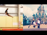 Awesome Girl gymnastics tumbling BEST of Sydney Brown