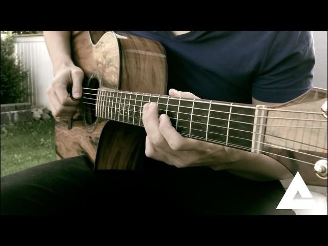 The Unforgiven Solo Metallica Acoustic Guitar Cover