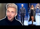 REACTING TO MY FIRST RUNWAY