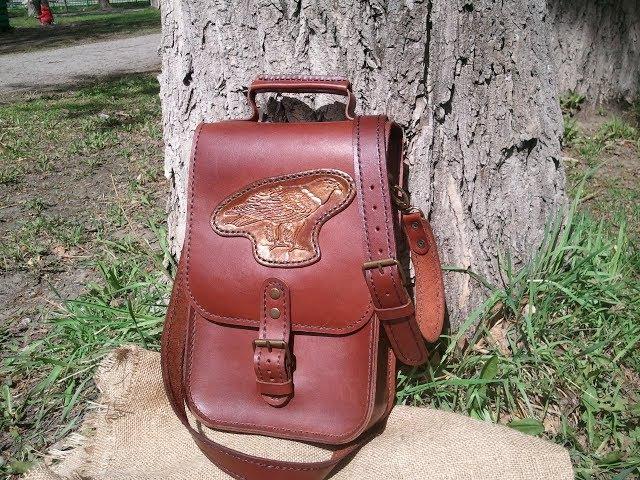 Секреты ручной прошивки кожаных изделий. КДМ Булат. » Freewka.com - Смотреть онлайн в хорощем качестве