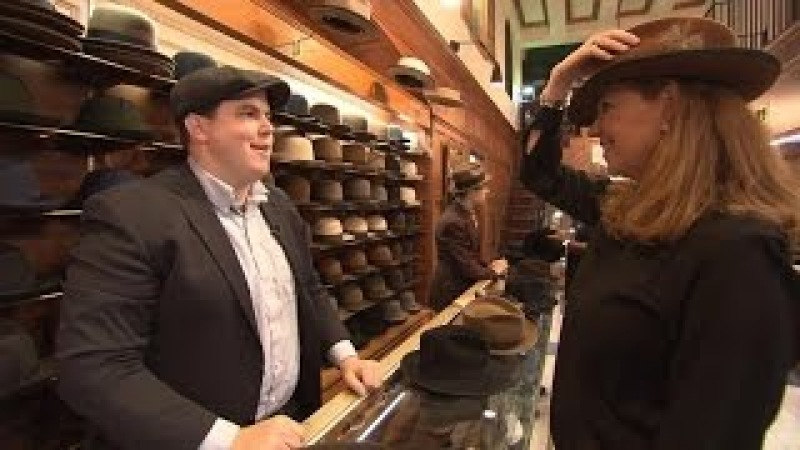 How to pick a Stetson hat