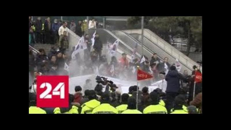 Любимая певица Ким Чен Ына проверит олимпийские площадки Пхенчхана - Россия 24