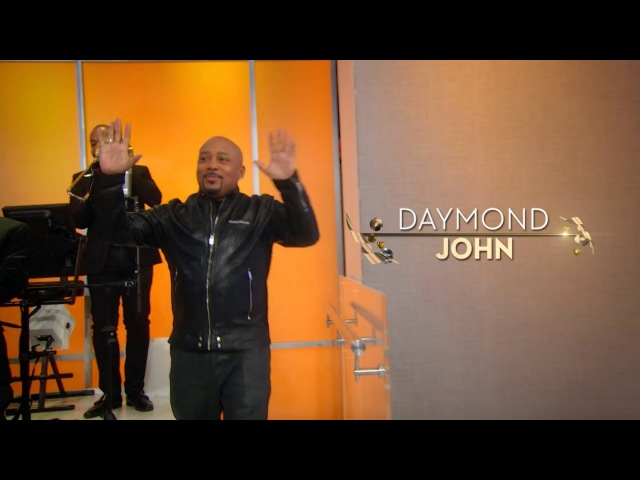 "THURSDAY! ""Shark Tank"" Star Daymond John The First African American Woman to become Deputy Chief!"