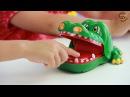 Открываем и играем в настольную игру Крокодил Манкиту
