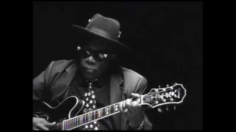 John Lee Hooker featuring Carlos Santana - Chill Out (Official Music Video)
