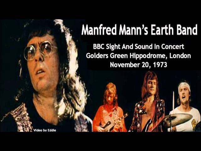 Manfred Manns Earth Band - 1973 BBC in Concert