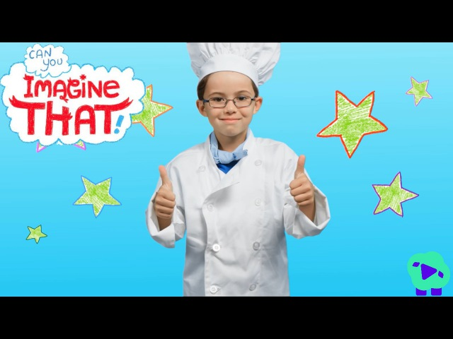I Want To Be a Chef - Kids Dream Jobs - Can You Imagine That?