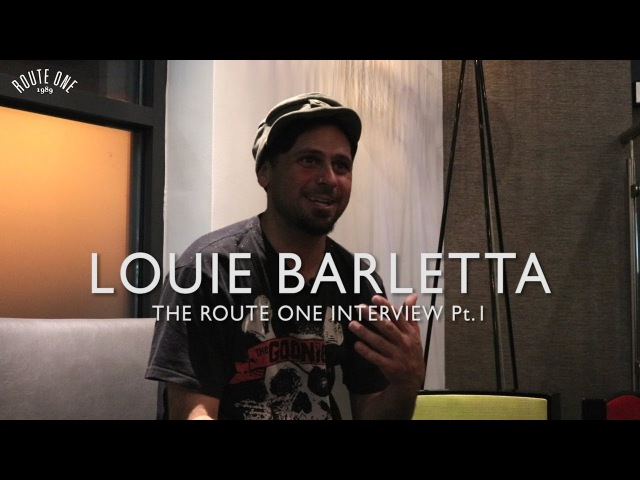 Louie Barletta: The Route One Interview Pt 1