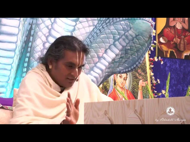 Бхагават Гита. Глава 7. Стих 25. Комментарии Парамахамсы Шри Свами Вишвананды.