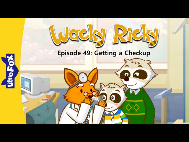 Wacky Ricky 49: Getting a Checkup | Level 2 | By Little Fox