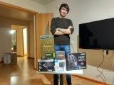 Игровой ПК за 60000, AMD Ryzen 5 1600x