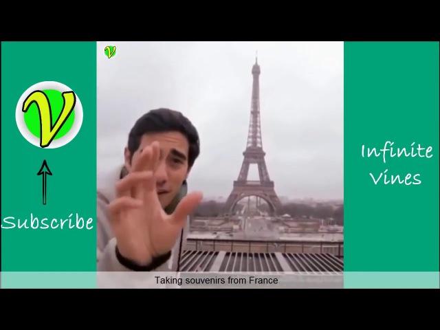 Гений видео монтажа Zak King