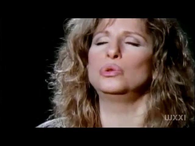 Jackie Evancho _ Barbra Streisand _Somewhere_ (audio in sync