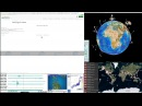 Cascadia California Yellowstone japan Iceland  earthquake monitoring desktop view