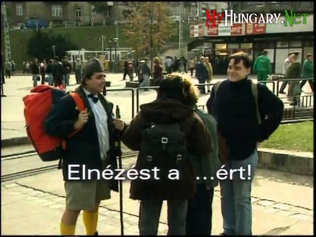 Изучение венгерского языка шаг за шагом Серия 19