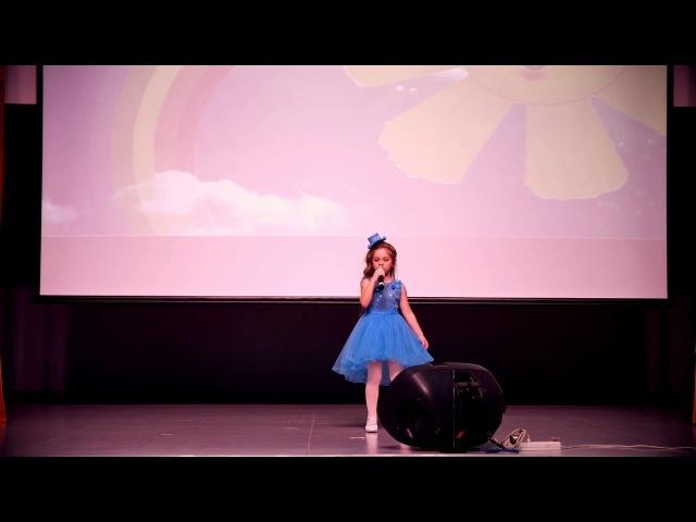 Арина Гальцова - танцую