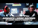 Kendrick Lamar Inspired By You Tube Rapper Harry Mack's Freestyle