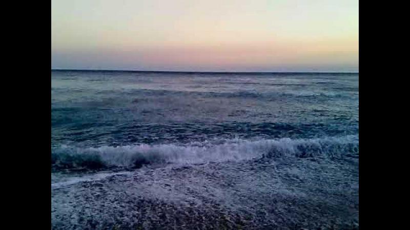 Sunset in Yalta
