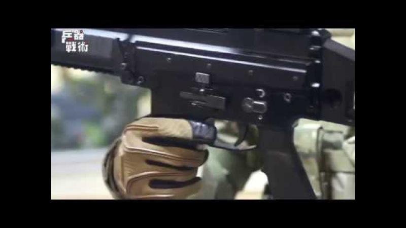 140324 MSR 9mm 衝鋒槍