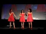 Le Blue Dolls cantano un medley dedicato a Renzo Arbore