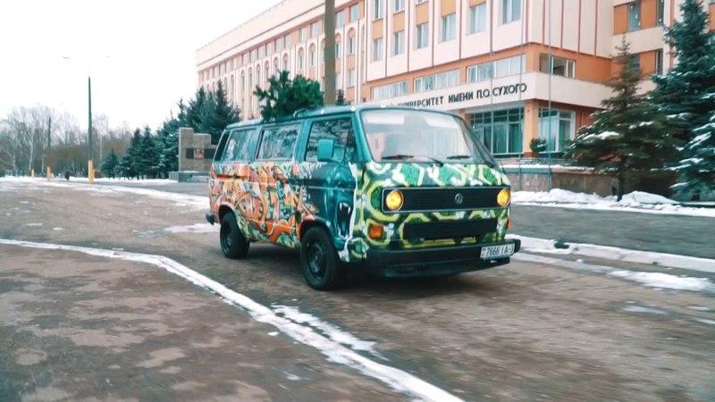 ГГТУ им. П.О. Сухого Зимняя Радуга 2017