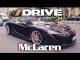 Drive on NBC S01E01 Mclaren [BMIRussian]