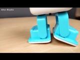 Няшный Мини Танцующий Робот WLtoys Cubee F9. Распаковка и обзор. Посылка из Китая. alex boyko