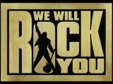 Rock in Black - Queen vs. ACDC feat. Robert Plant  friends