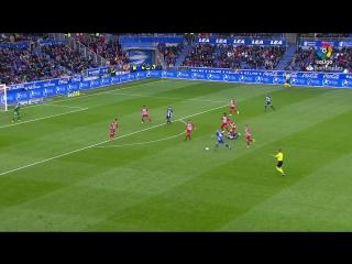 Испания ЛаЛига Алавес - Атлетико 0:1 обзор  HD