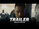 ENG | Трейлер №2: «Яркость» / «Bright» 2017 Netflix